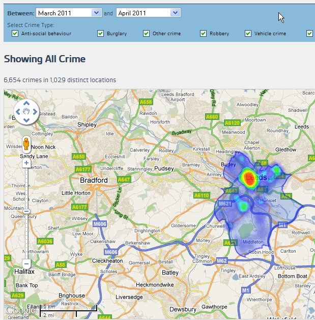 Nationwide constituency crime and crime heat maps revealed for the generate a crime heat map anyway gumiabroncs Choice Image
